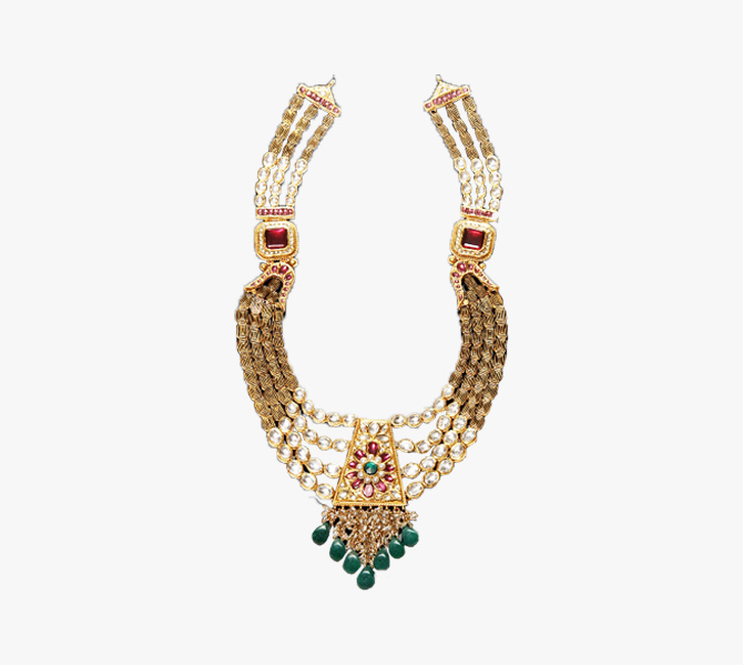 22ct gold jewellery