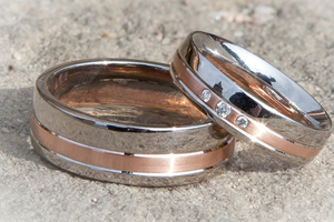 DESIGNER wedding ring