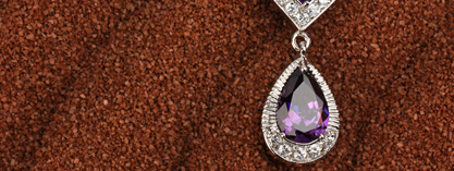Diamond Jewellery pendant