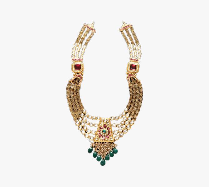 22ct gold jewellery